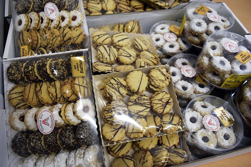 Kekse von der Firma Temizkan