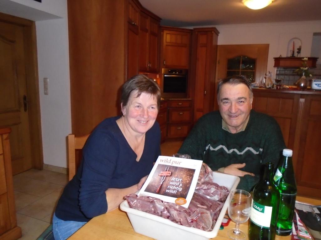 Marianne und Josef Pilz