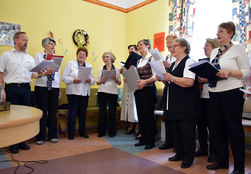 Singgruppe Harmonie