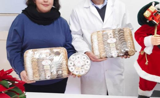Süße Leckereien von Keksbäcker Resit TEMIZKAN